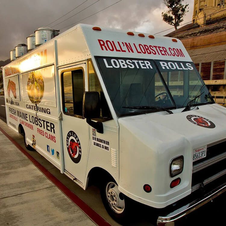 Lobster Food Trucks
